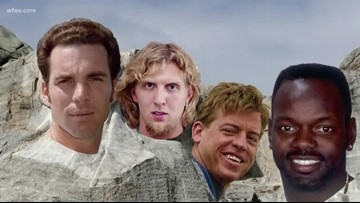 Who belongs on the Mount Rushmore of Dallas sports?