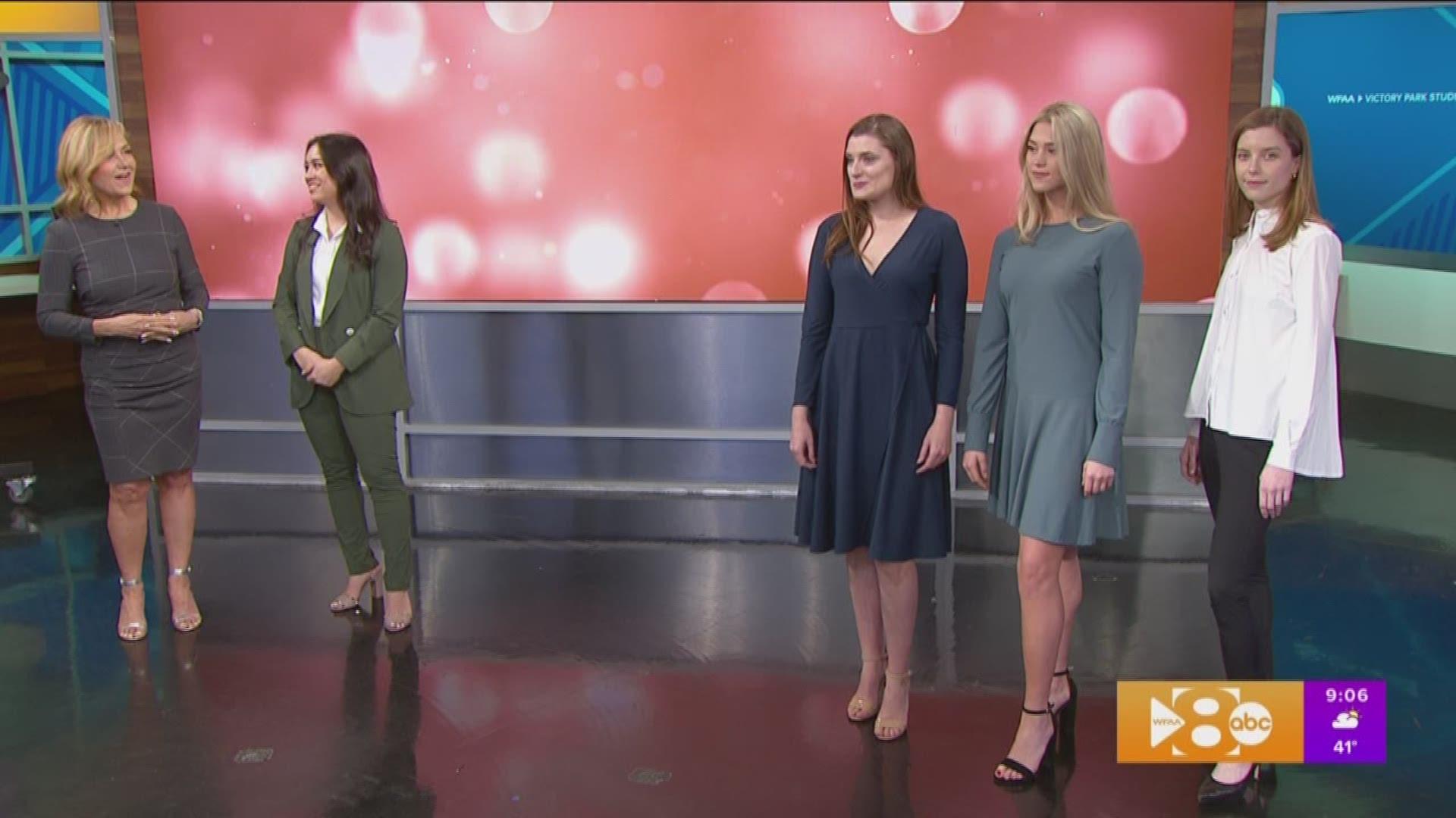 Meet The Houston Designer Behind Cotidie Workleisure Clothing Line Wfaa Com