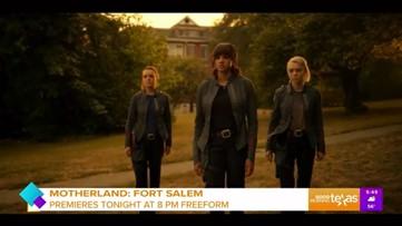"Dallas Native Ashley Nicole Williams Stars in ""Motherland: Fort Salem"""