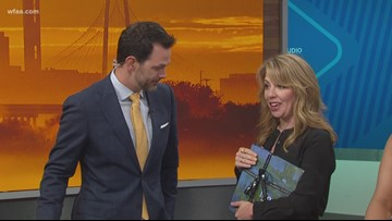 Kimbell Art Museum welcomes Daybreak anchor Marc Istook to North Texas