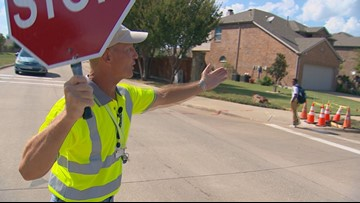 Four students have been hit by cars on or near a Wylie ISD campus since school year began