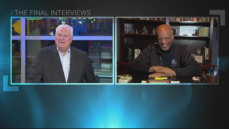 The Final Interviews: Dale Hansen interviews Drew Pearson