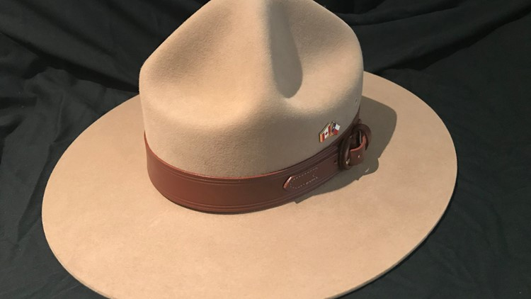 mountie hat canadian police