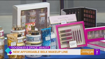 New Affordable Makeup Line for the Holidays