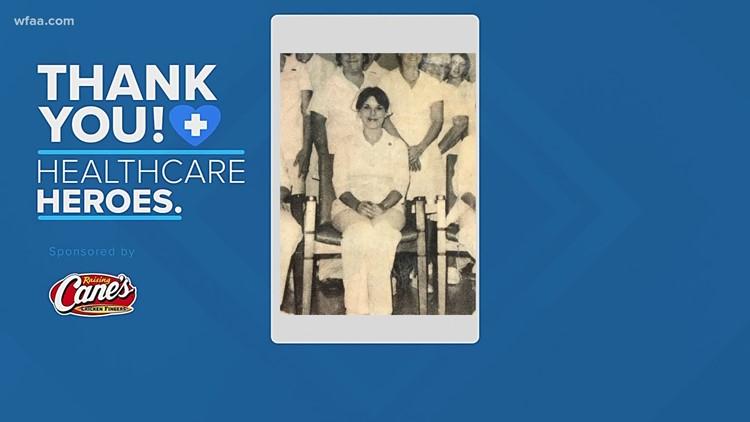 Healthcare Heroes: Sharon Montani