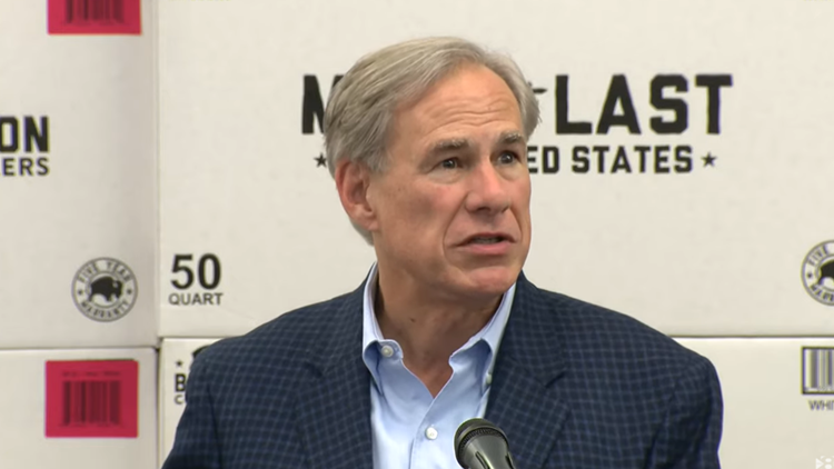 Gov. Abbott visits North Texas for small business roundtable