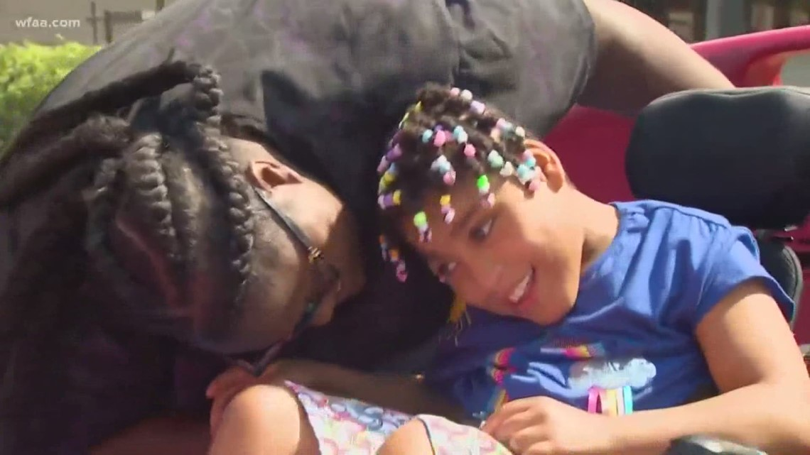'She's home': Former Wednesday's Child, 8-year-old Tyleisha gets adopted