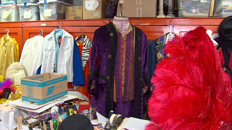 Can't get a costume due to supply chain issues? A 100-plus-year-old costume shop in Dallas might be your lifeline
