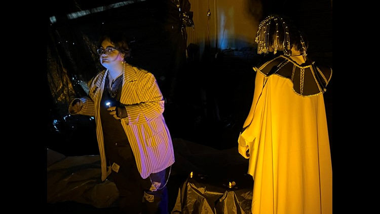 Beware! of the Square: Biggest Halloween celebration in North Texas draws large crowds