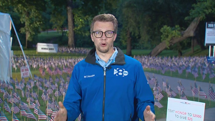 Carry The Load marks 10th year celebrating meaning behind Memorial Day