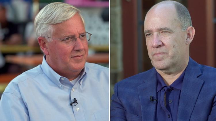 Y'all-itics: Mike Collier vs. Matthew Dowd. Can either Democrat defeat Dan Patrick?