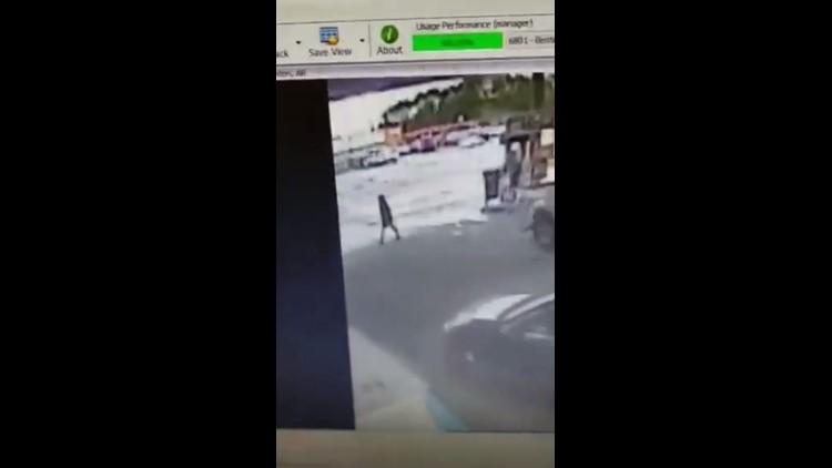 Monares surveillance footage