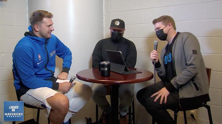 Luka Doncic and the Mavericks talk about the upcoming season | Locked On Mavericks