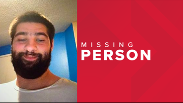 Mesquite police search for missing man with special needs