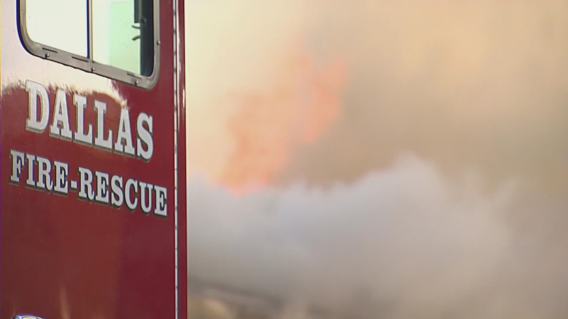 31 Dallas firefighters quarantined due to COVID-19 as department navigates staffing and Abbott's mask order in firehouses
