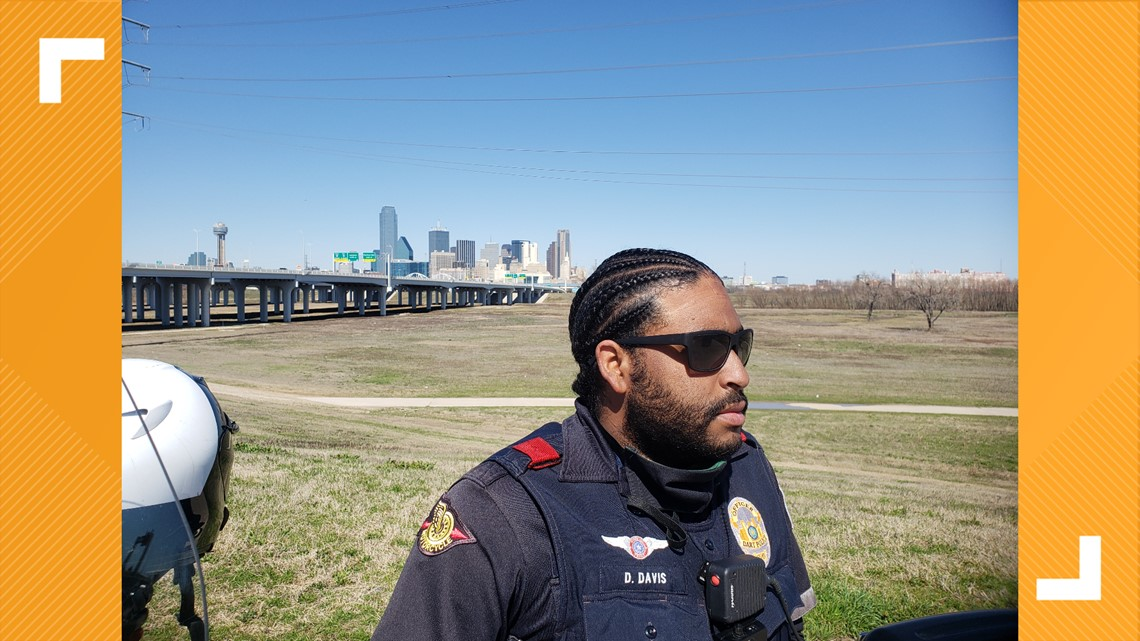 Rooted: Police officer never thought his braided hair would interfere with his ability to do his job