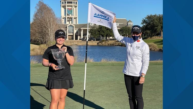 Talented McKinney teen makes LPGA debut