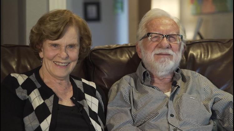 Jim and Carolyn West