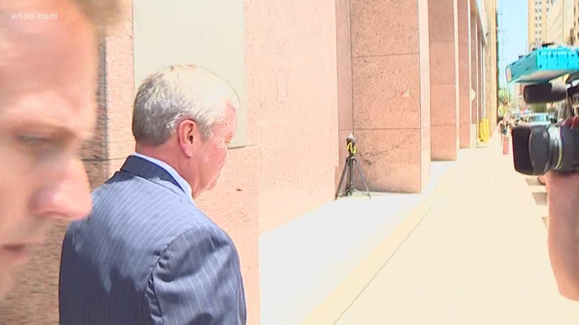 Former Dallas County Schools leader Rick Sorrells sentenced to 7 years in  federal prison