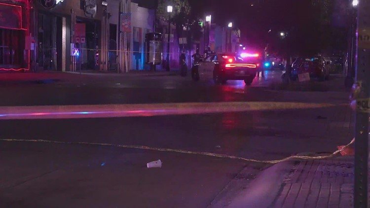 Dallas police to step up patrols in Deep Ellum after shooting that left 1 dead, 5 injured