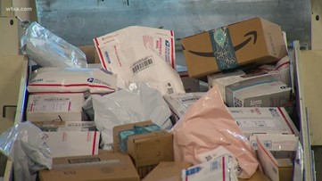 Experts give advice as holiday shipping rush begins