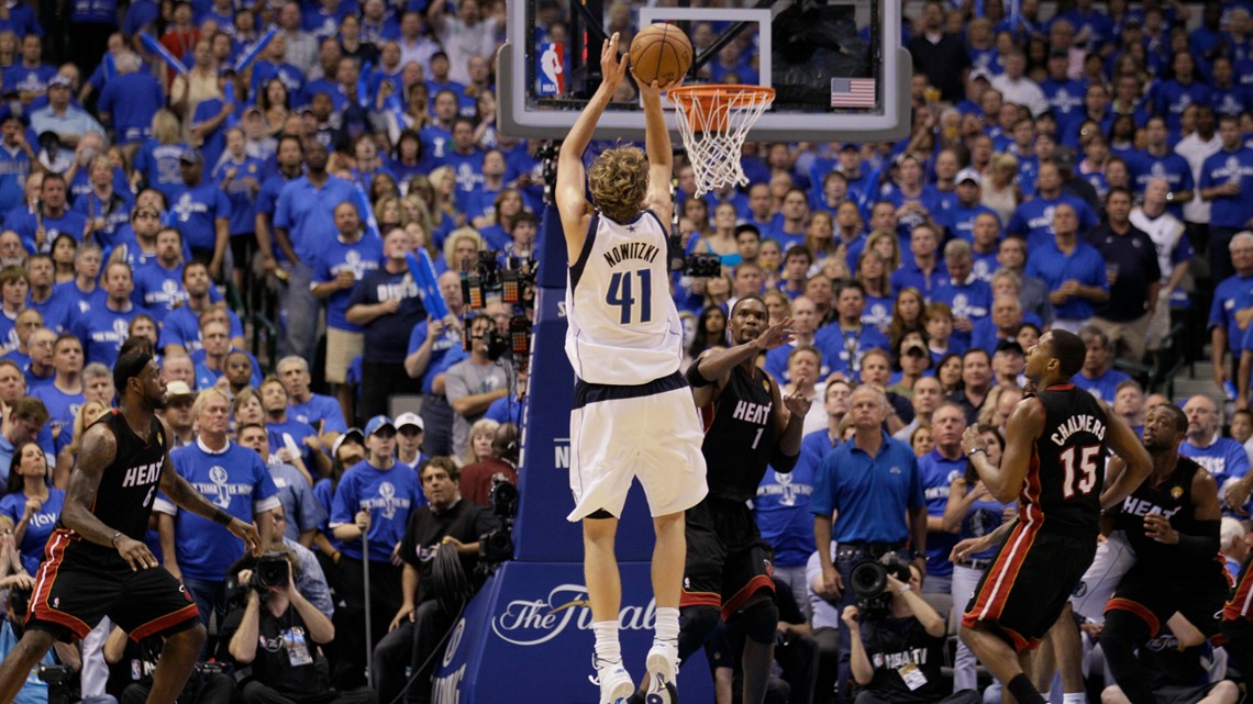 The Fadeaway: Mavs legend Dirk Nowitzki retires after changing the NBA forever