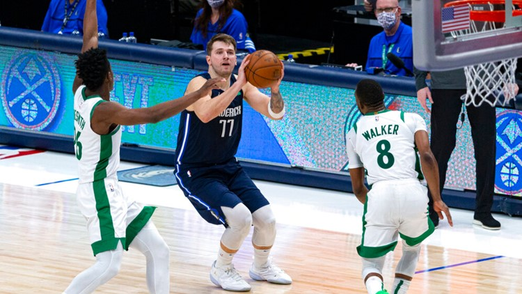 Luka Doncic's game winner was the start of his MVP campaign | Locked On Mavs