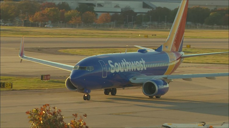 Southwest reports first monthly profit since pandemic began with June income