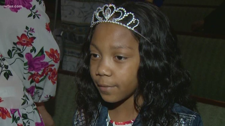 Her wig was pulled off and other children bullied her. Now this Plano girl battling cancer has an 'army' of supporters