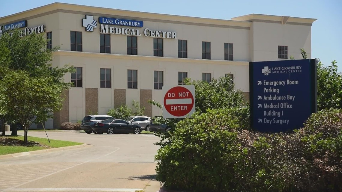 No ICU beds available across Hood County as COVID cases continue to surge