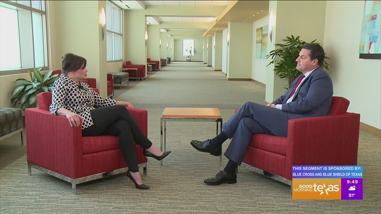 Blue Cross and Blue Shield of Texas talks about health coverage