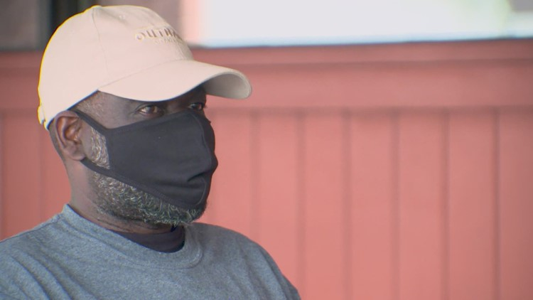 'God is good': Fort Worth homeless man gets fresh start after generosity from a stranger and Facebook page