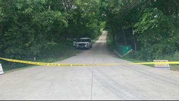 Woman shoots, kills intruder at her Kaufman County home