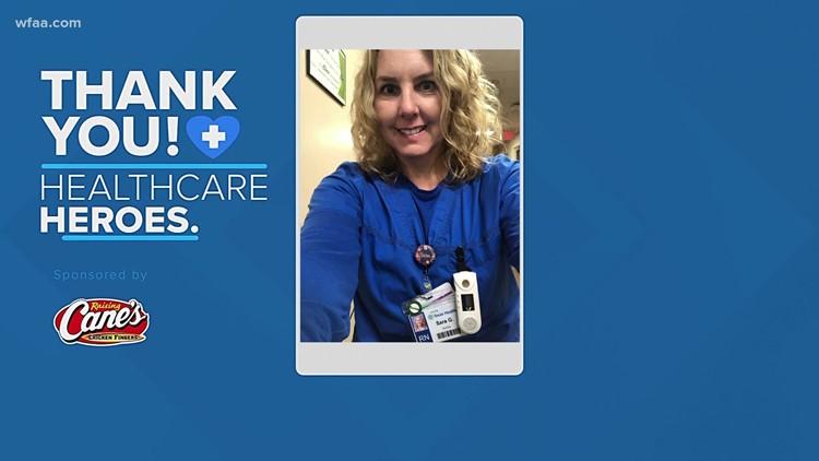 Healthcare Hero: Sarah Gurley