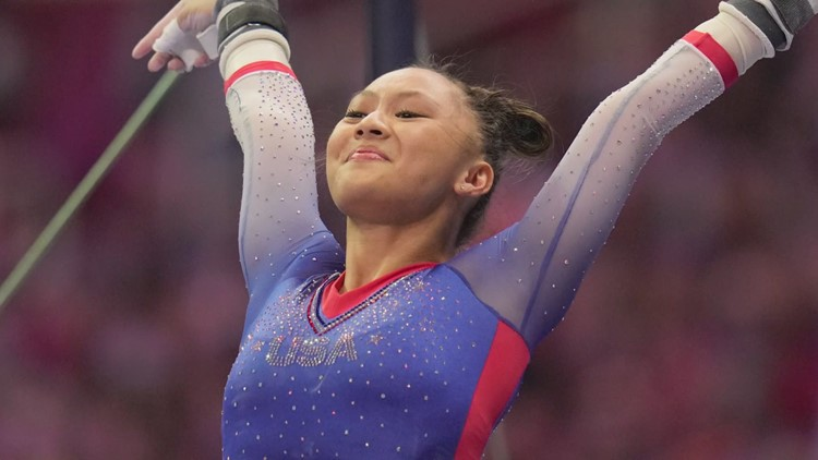 Flower Mound gymnast going to Tokyo Olympics as alternate for Team USA
