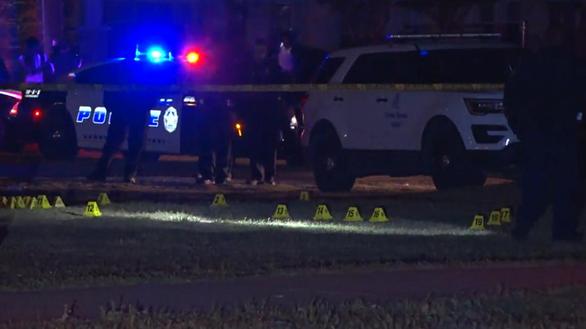 At least 1 killed, 5 hurt in separate shootings across Dallas