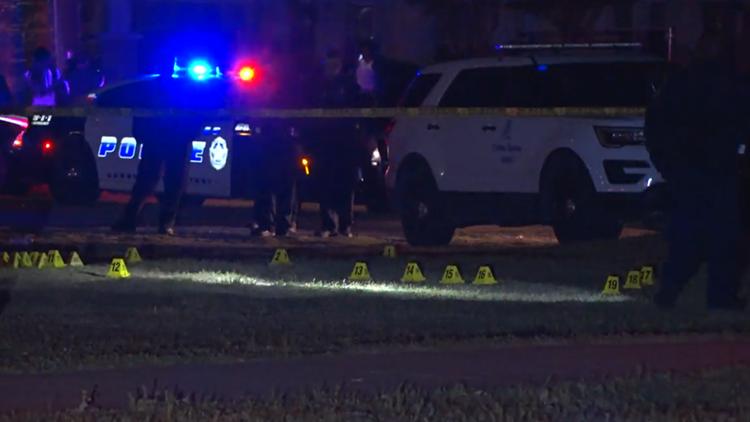 At least 2 killed, 5 hurt in separate shootings across Dallas