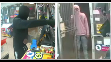 Fort Worth police looking for suspects believed to be involved in multiple robberies