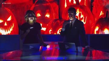Up in 60: 'Pumpkin Nights' light up Halloween in North Texas