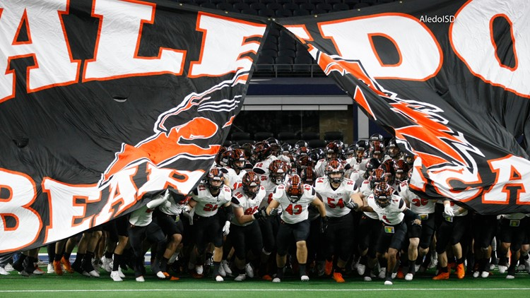Aledo takes shot at creating new championship standard in Texas high school football