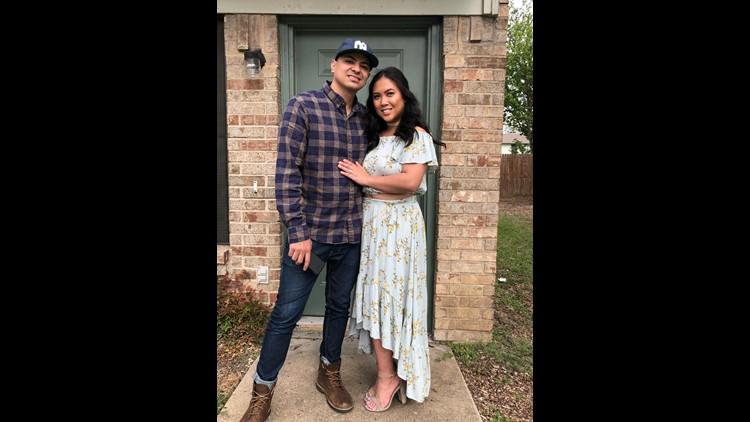 Jacqueline and Peter Nicholas