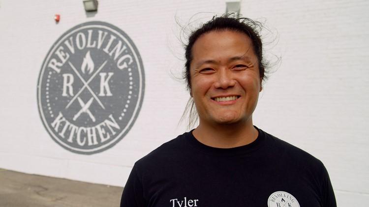 Shaping: DFW - Tyler Shin of Revolving Kitchen