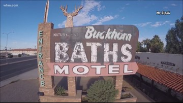 How segregation and a roadside motel helped form the Cactus League