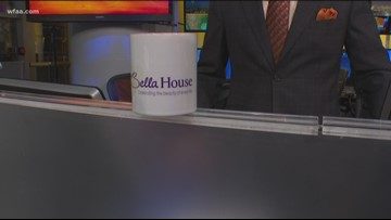 What's up with Greg's cup? The Bella House