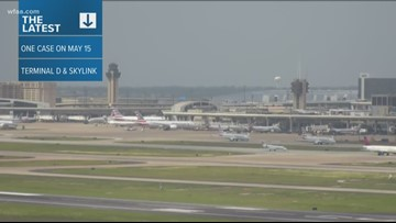 Health officials warn possible exposure after traveler with measles passed through DFW airport