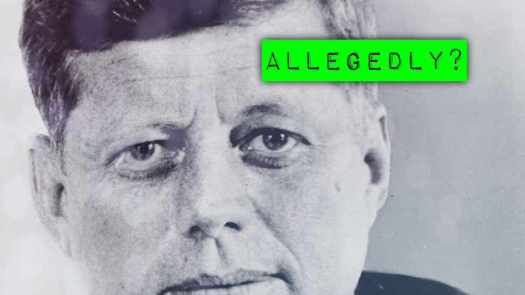 Oswald killed Kennedy, but that's not what official marker says