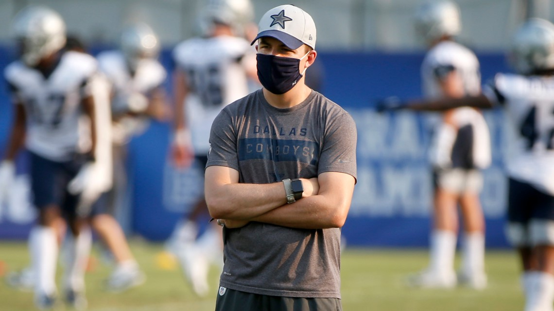 What would make Cowboys' coordinator Kellen Moore a great head ...
