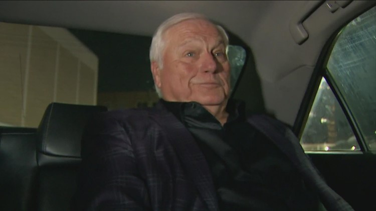 The end of an era: Dale Hansen signs off