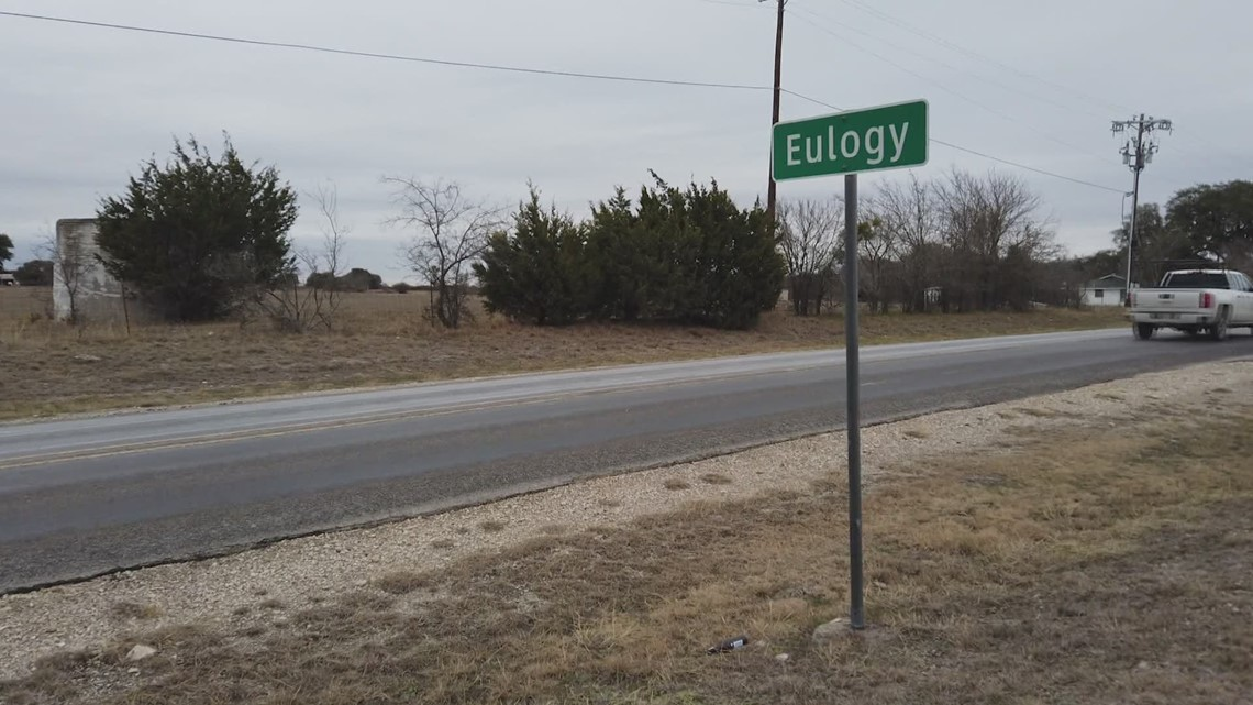 Eulogy: An odd way to name a Texas town after someone still alive