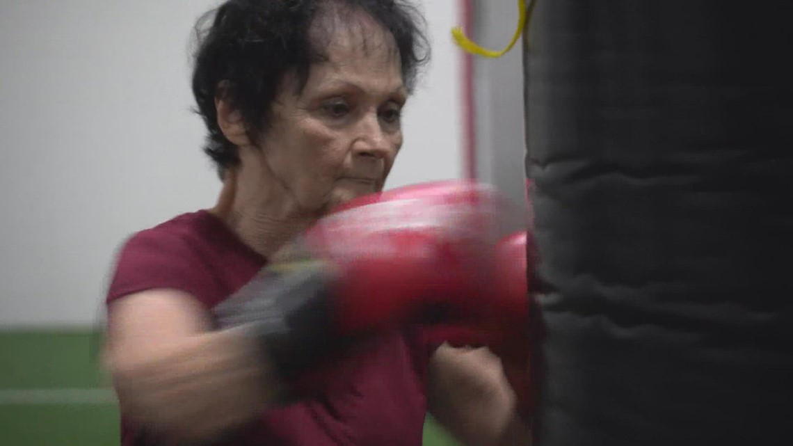 Rock Steady Boxing in Dallas crafted for those fighting Parkinson's disease